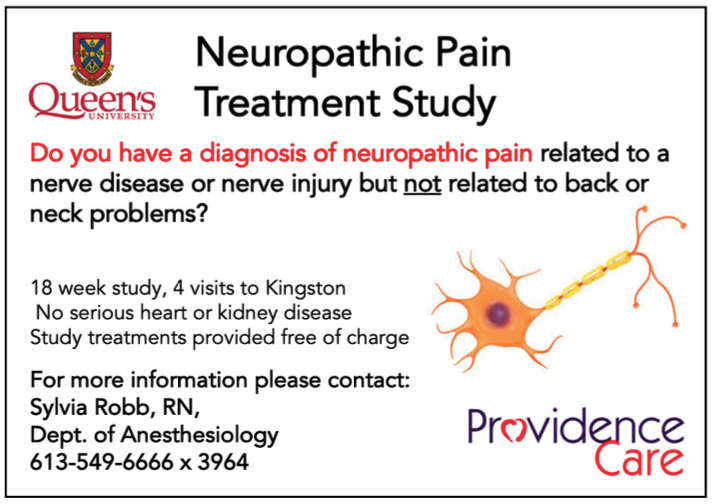 Do you suffer from Neuropathic Pain?