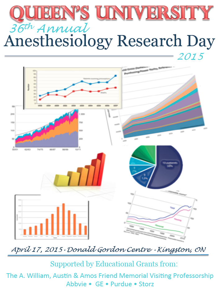 Queen's University 36th Annual Anesthesiology Research Day